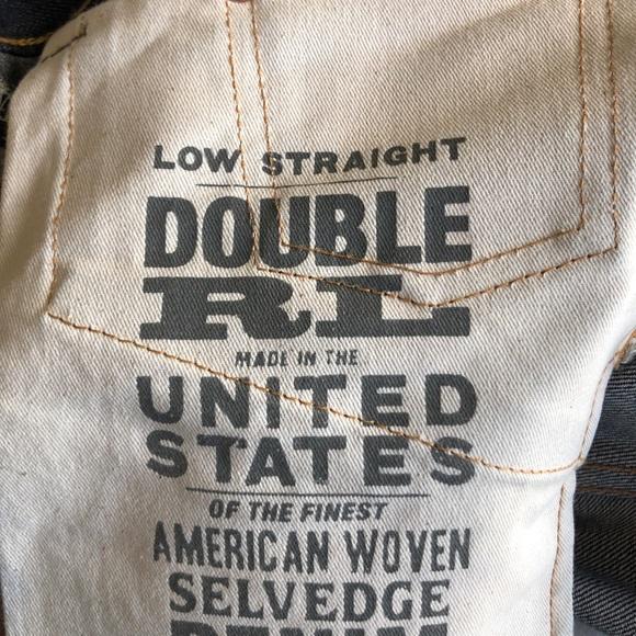 Denim - RRL Never worn, rigid jeans